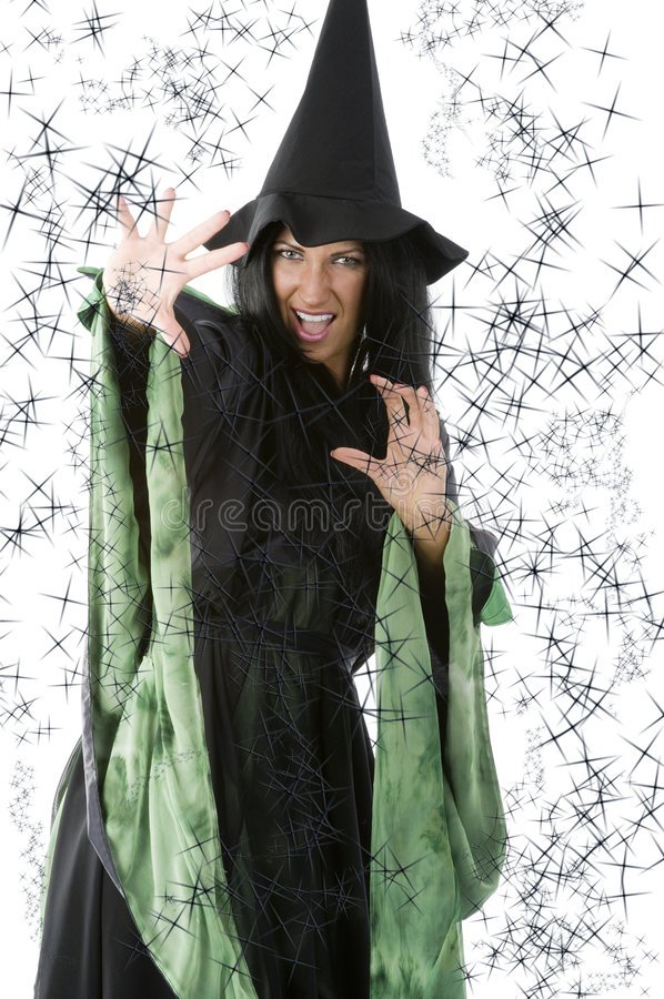 The spell royalty free stock photography