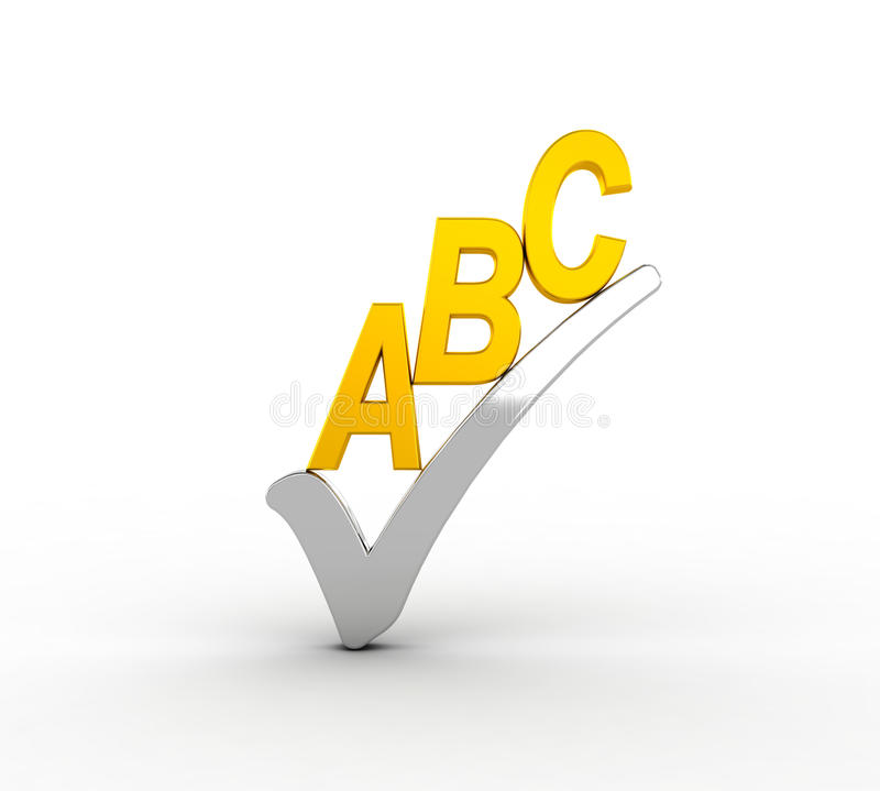 Free Spell Check Icon Stock Photography - 30072612