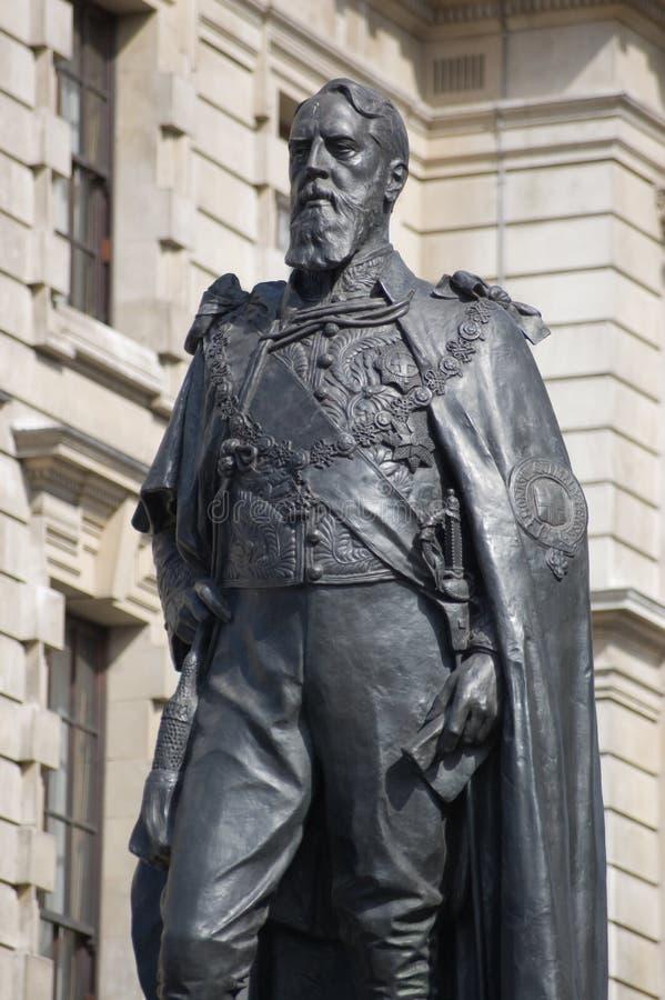 Spencer Compton Cavendish, Eighth Duke Of Devonshi Stock Photo