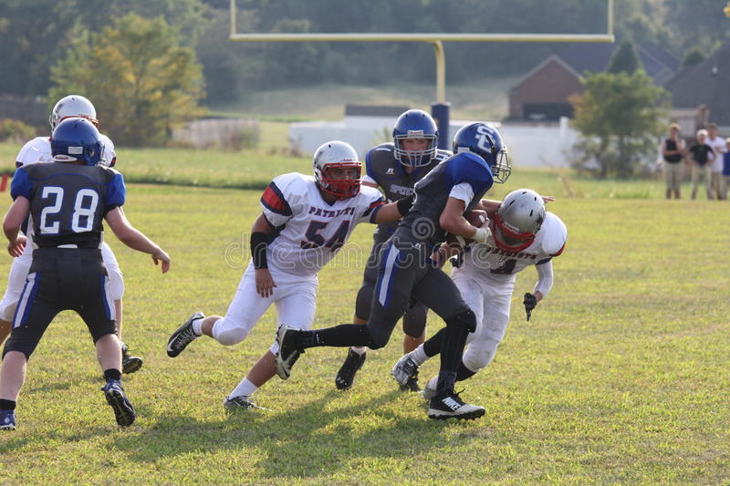 Spencer County vs Odham patrioter royaltyfria bilder