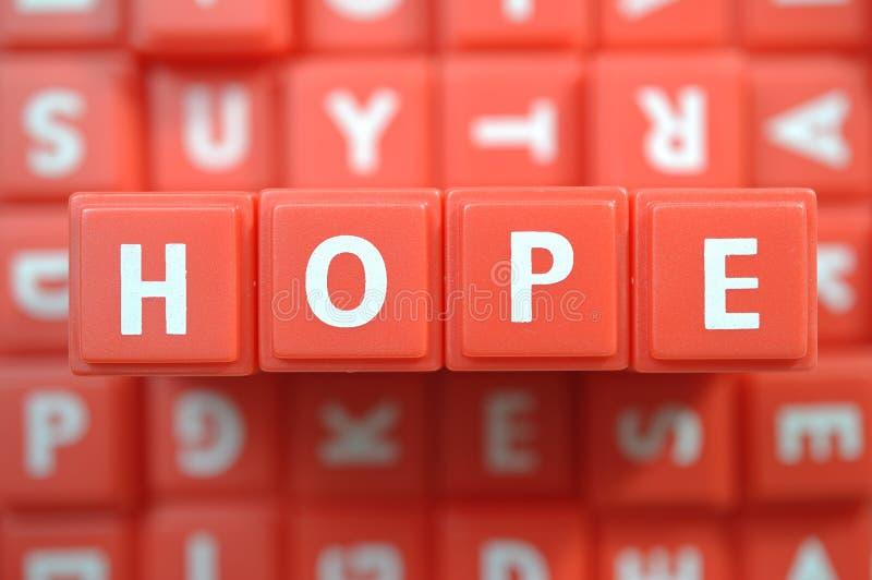 Speranza Immagine Stock