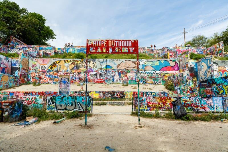Speranza Art Gallery fotografia stock libera da diritti