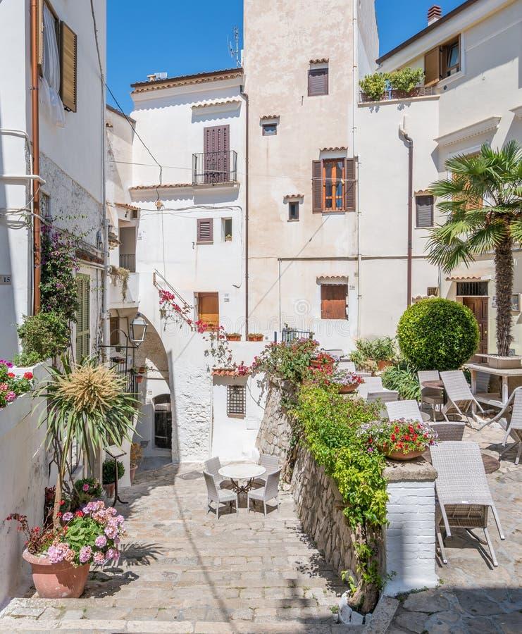 Summer View In Sperlonga, Latina Province, Lazio, Central ...