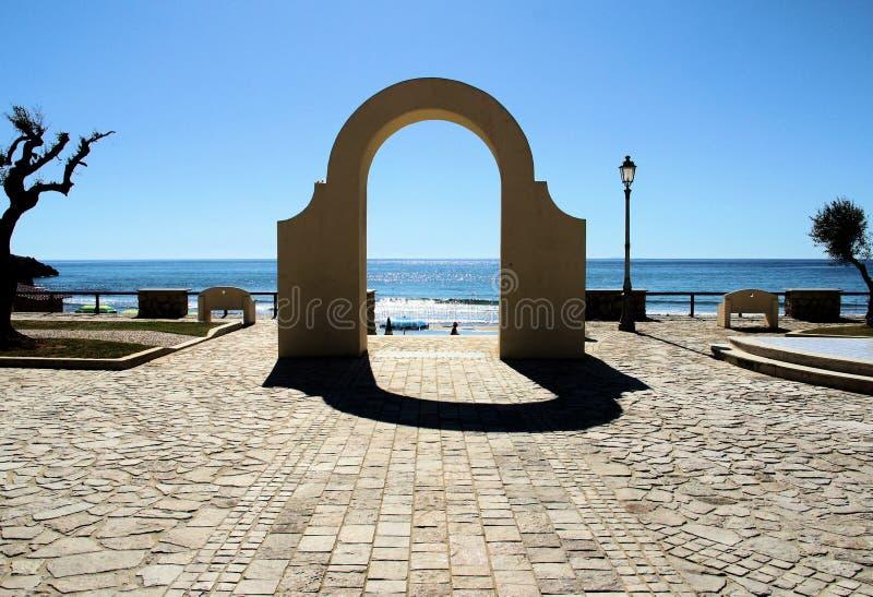 Download Sperlonga Italiaanse Overzees Stock Foto - Afbeelding bestaande uit provincie, most: 54078990