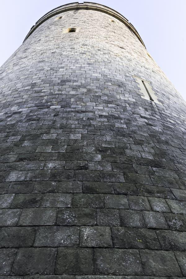 Sperrstunde-Turm in Windsor Castle, Windsor, Vereinigtes Königreich stockfotos