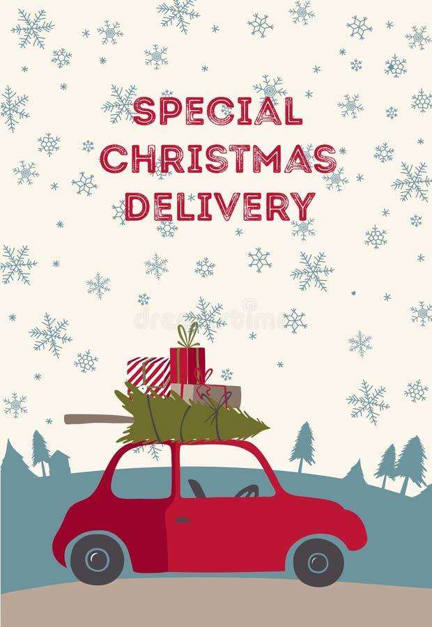 Download Spesial圣诞节交付传染媒介例证 向量例证. 插画 包括有 出口, 礼品, 自由, 存在, 发运, 站点 - 62531795