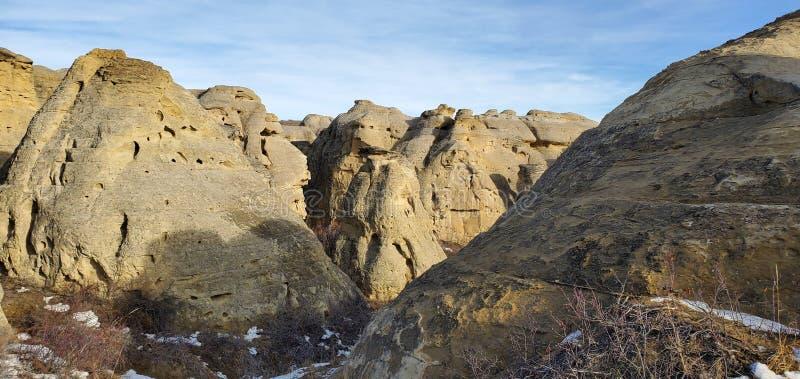 Spettri di pietre meravigliose macchiati da secoli di usura fotografie stock libere da diritti