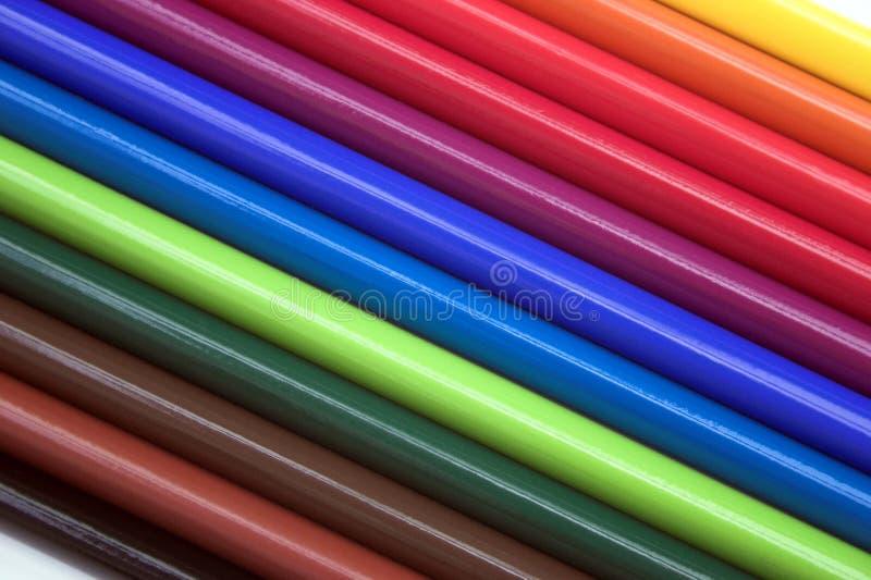 Spettro fotografia stock