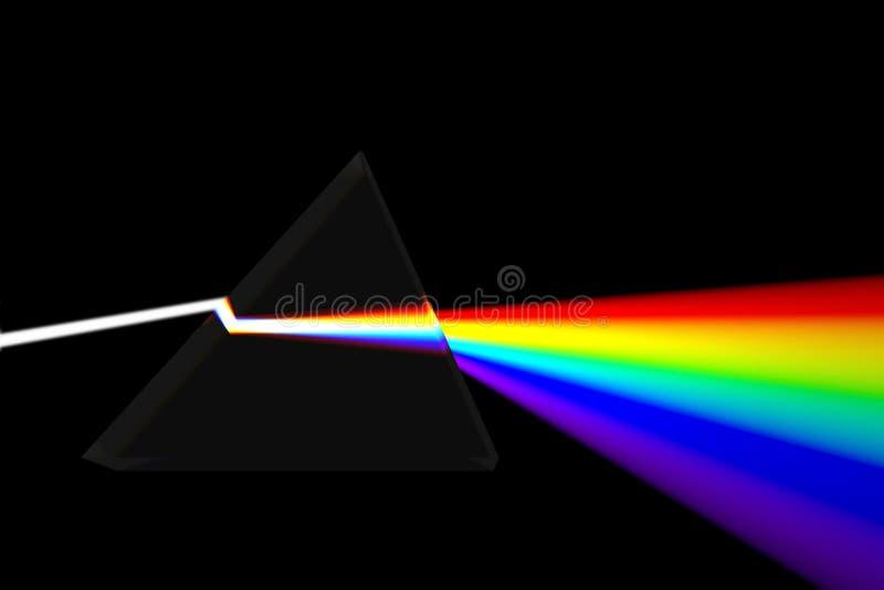 Spettro di colori fotografia stock libera da diritti