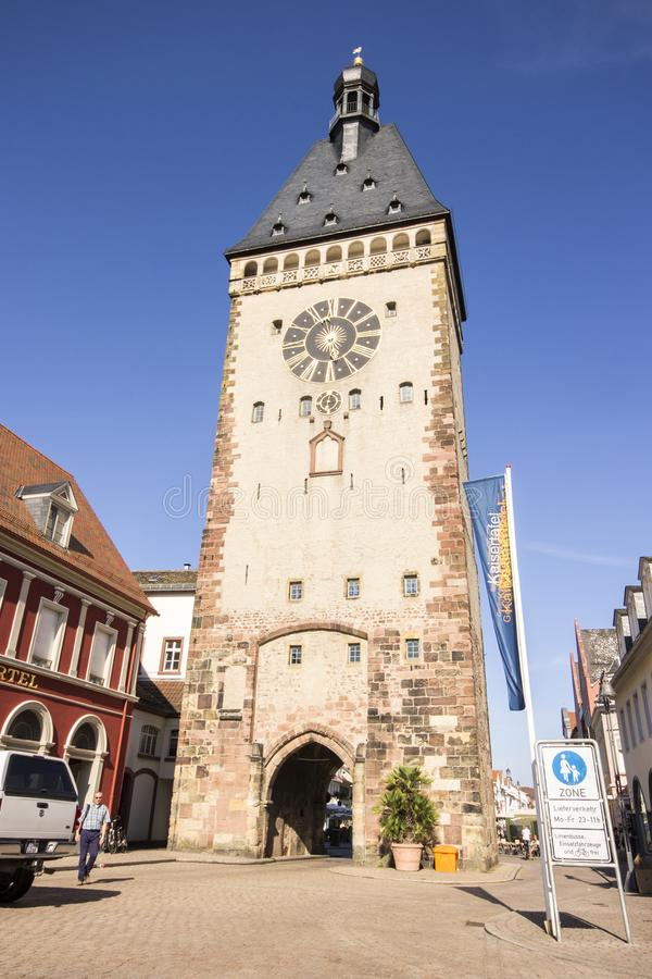 Speyer, Allemagne photographie stock