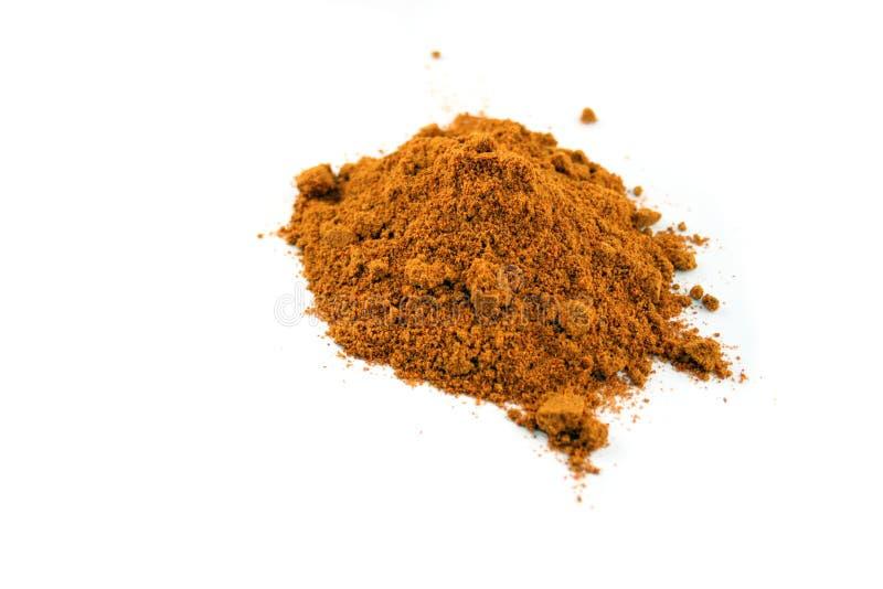 Spezia - curry fotografia stock