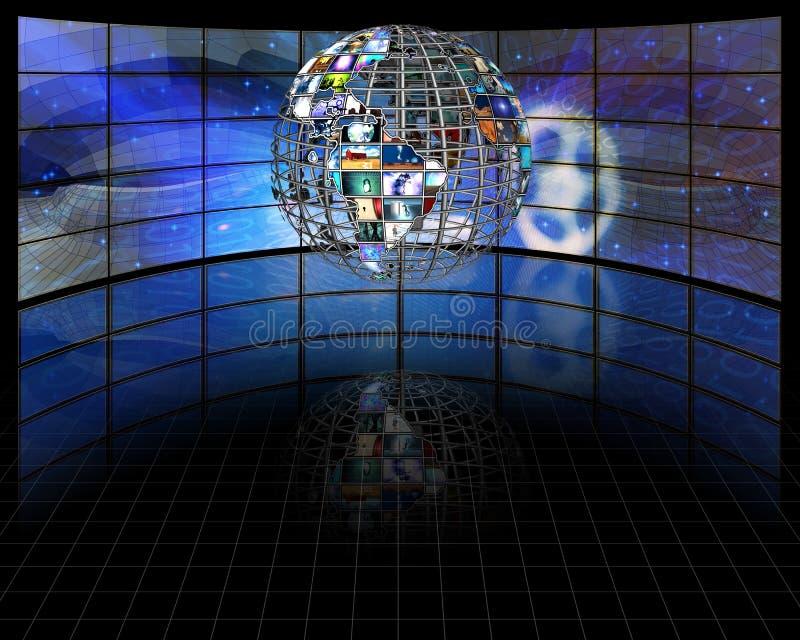 Sphère illustration libre de droits