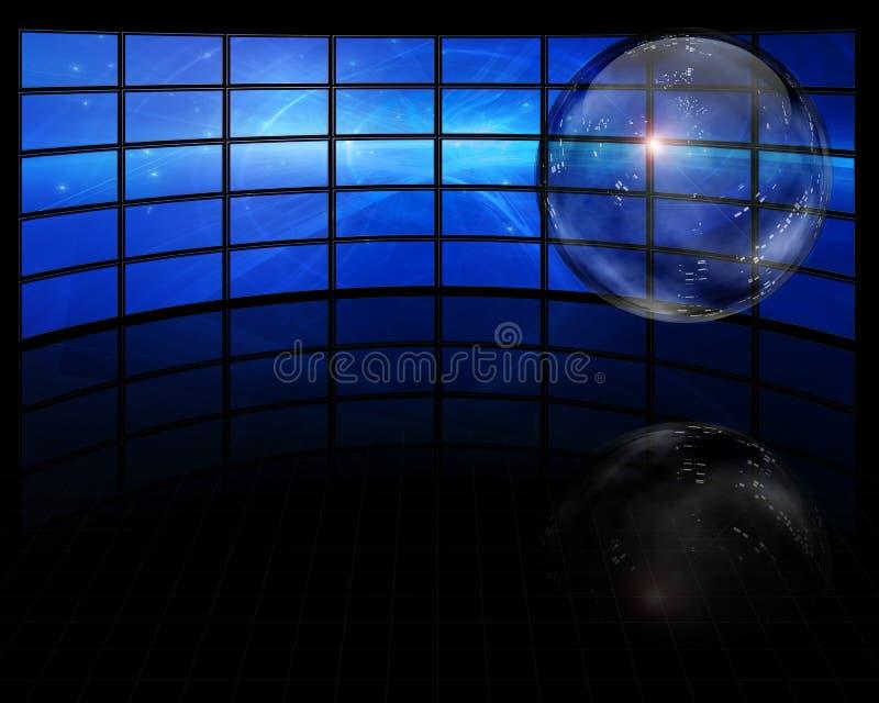 Sphère illustration de vecteur