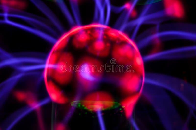 Download Sphère de Tesla photo stock. Image du énergie, électrique - 45365494