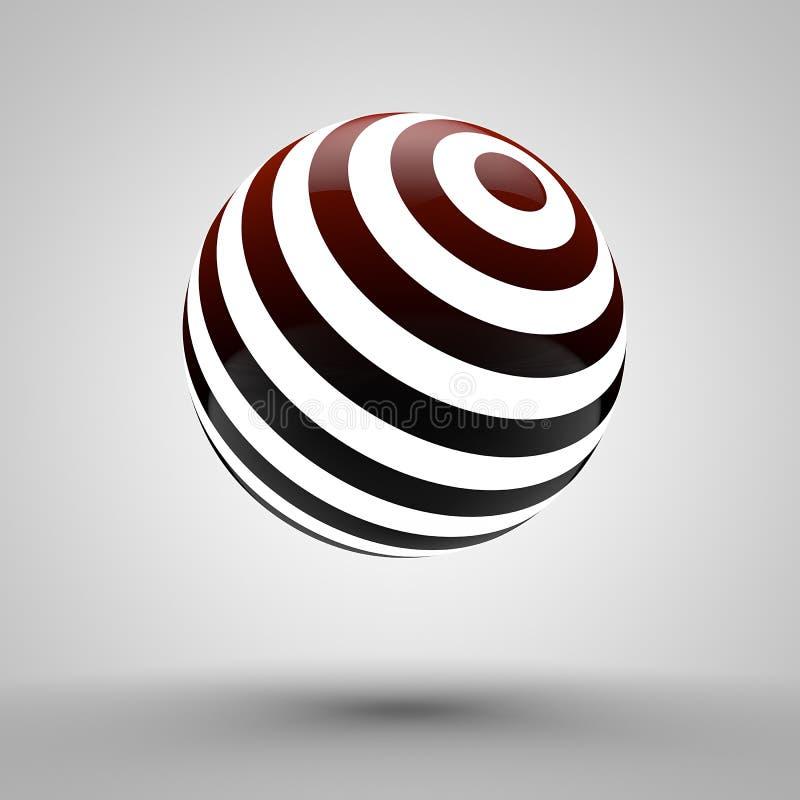 Download Sphere stock illustration. Illustration of illustration - 24623289