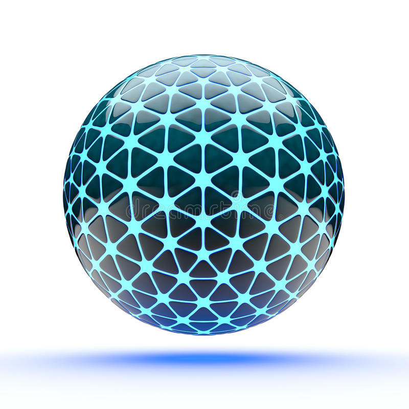 Download Sphere stock illustration. Image of illustration, concept - 26086104