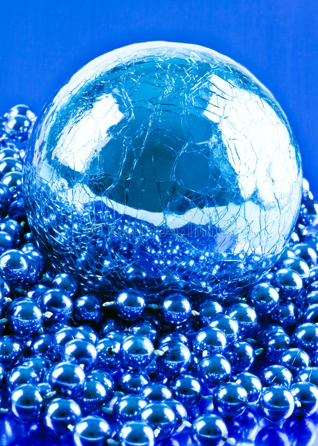 Sphere And Beads Stock Photos