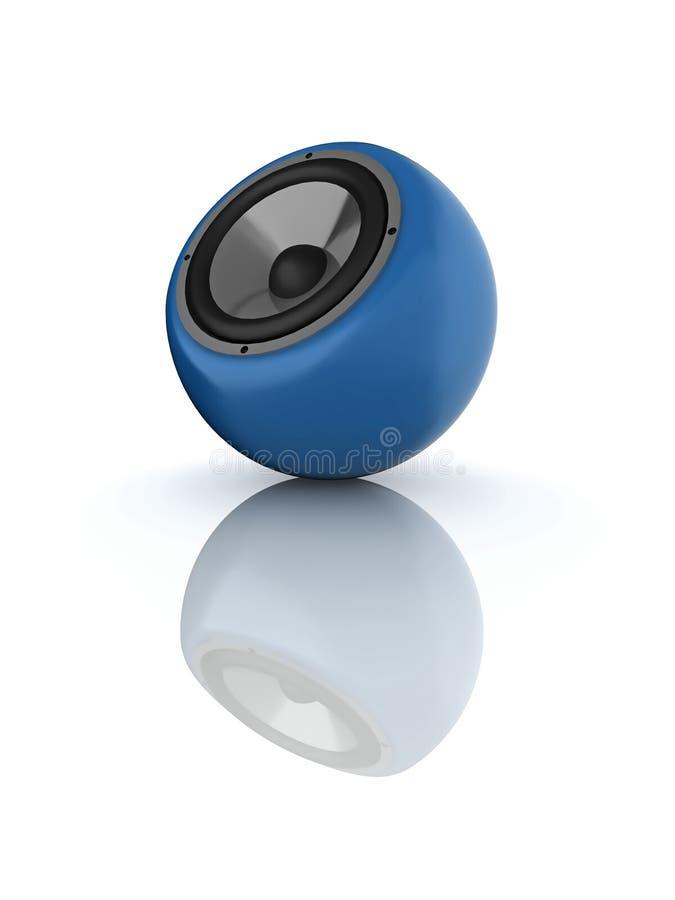 Download Sphere Speaker Stock Photo - Image: 10894920