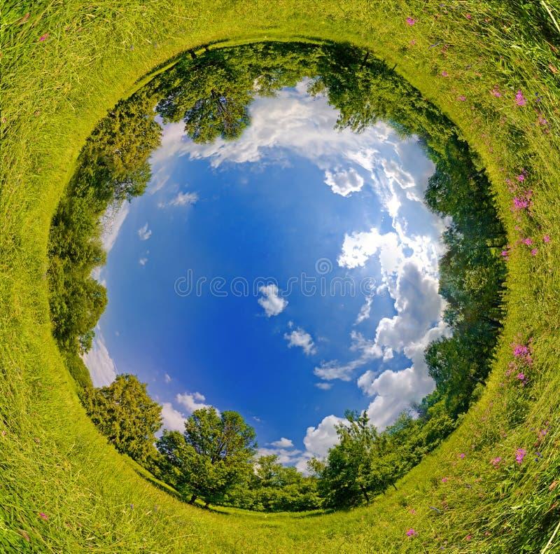 spherevärld arkivfoton