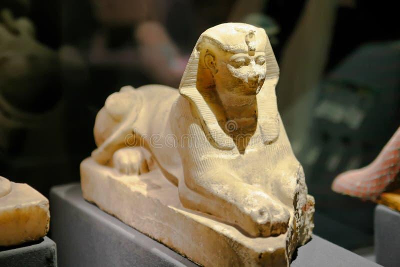 sphinx παιχνίδι στοκ φωτογραφία