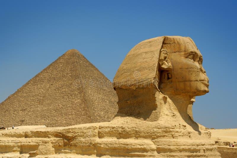Sphinx immagine stock libera da diritti