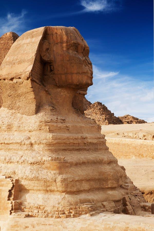 Sphinx fotos de stock