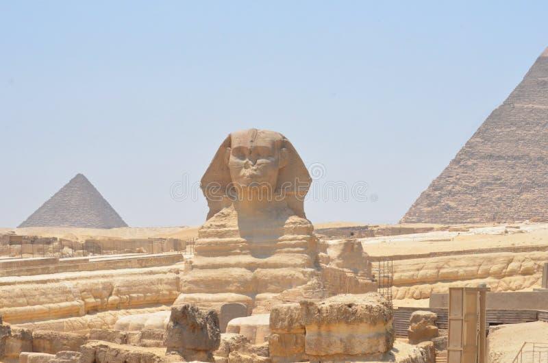 Sphinx arkivbilder