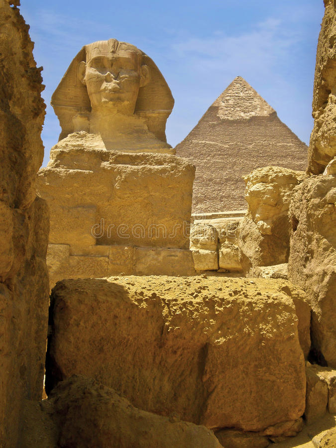 sphinx στοκ εικόνες με δικαίωμα ελεύθερης χρήσης
