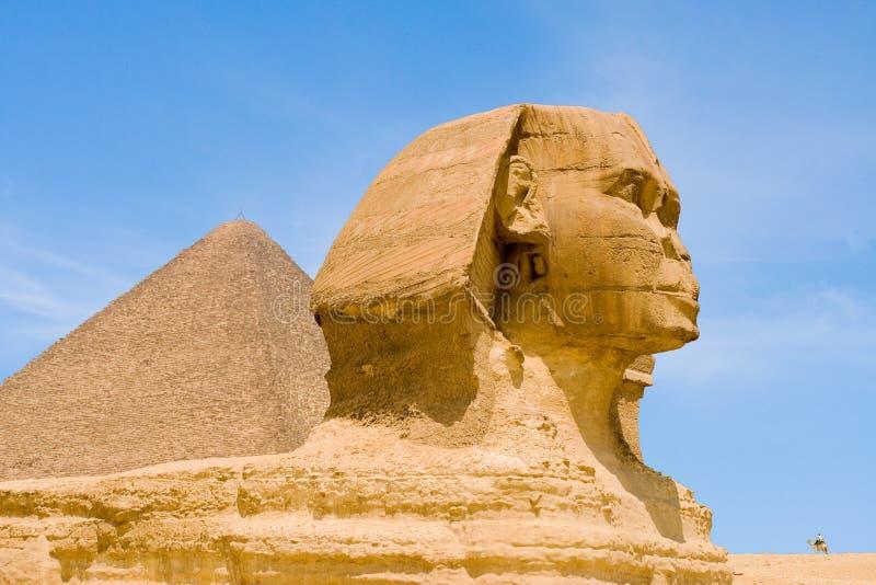 Sphinx imagens de stock