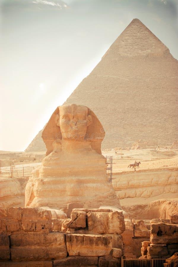 Sphinx fotografie stock