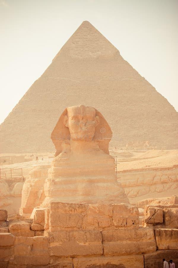 Sphinx immagine stock