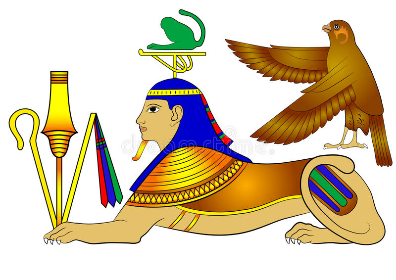 Download Sphinx - Creature Of Ancient Egypt Stock Photos - Image: 16018673