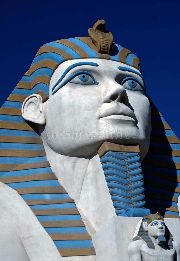 Sphinx stock photo