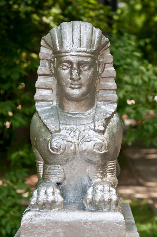 Sphinx Monument Stock Image