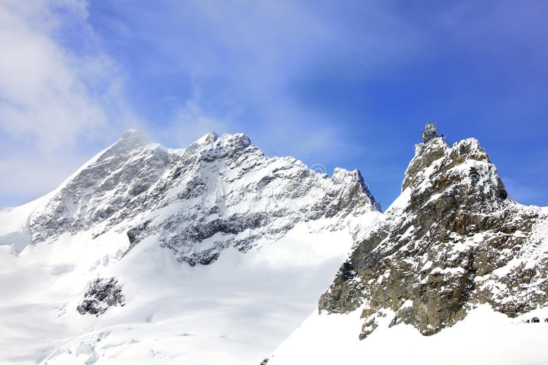 Download Sphinx Observation And Jungfrau Stock Image - Image: 13978353