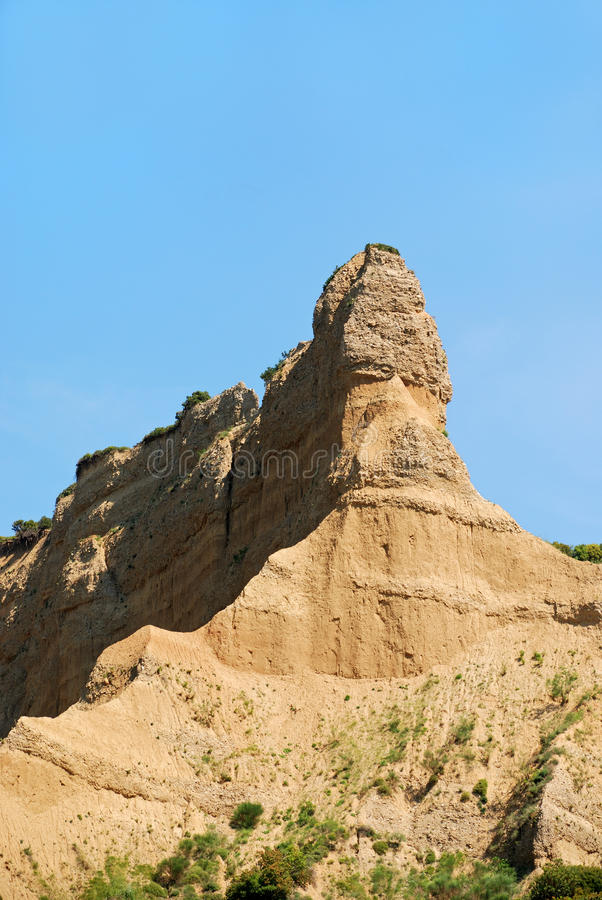 Download Sphinx Shaped Historically Famous Hill In Gallipoli Turkey Stock Image - Image: 37037075