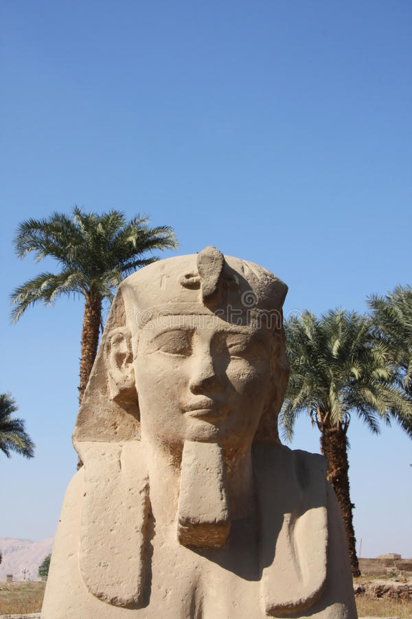 Download Sphinx Temple Of Luxor Egypt Stock Photo - Image: 17585838