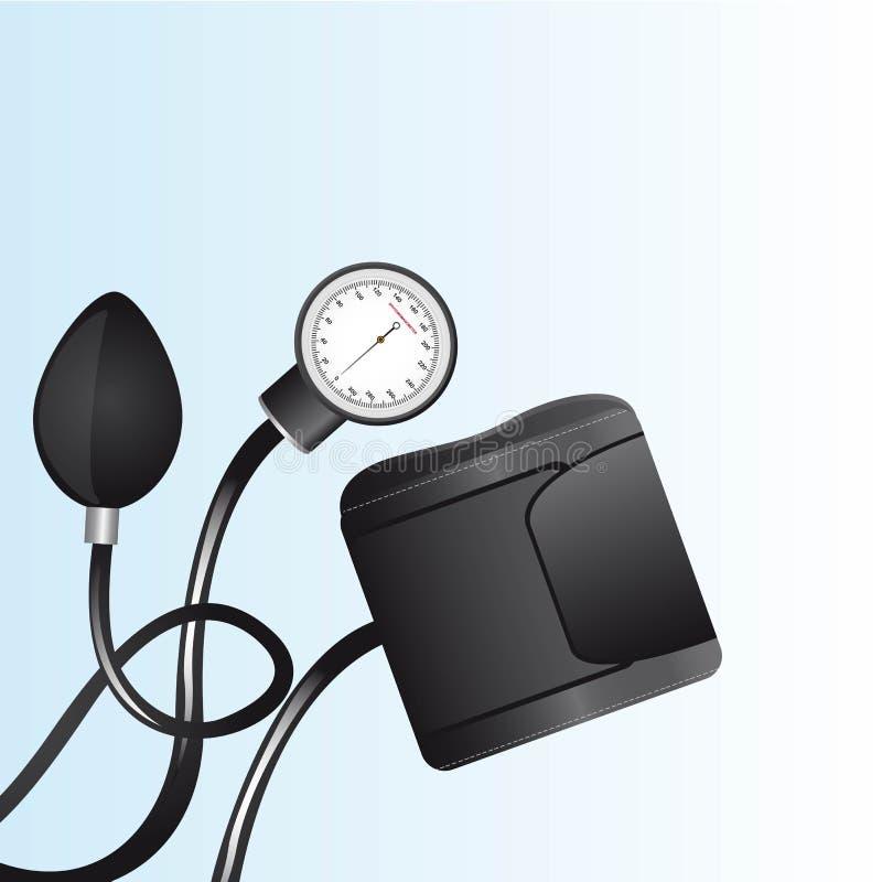 Sphygmomanometer ilustração stock
