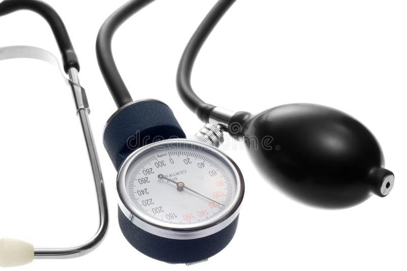 Sphygmomanometer fotografia stock