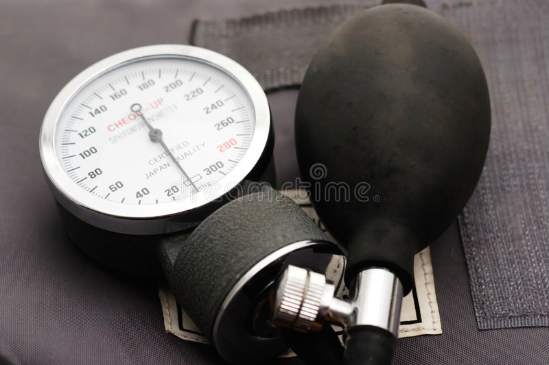 Download Sphygmomanometer stock image. Image of industry, pressure - 76609