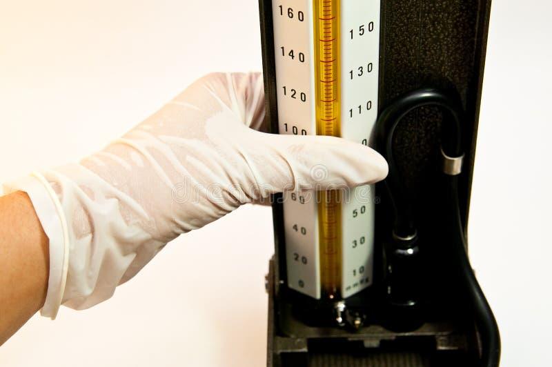 Sphygmomanometer royalty free stock photo