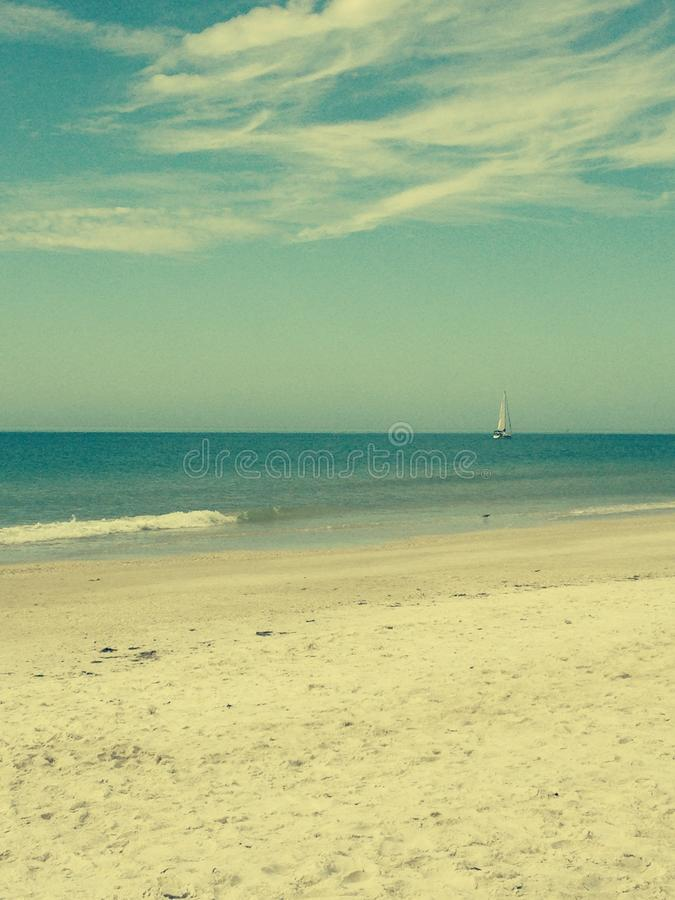 Spiagge di Florida fotografia stock