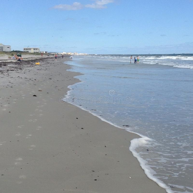 Spiagge di Florida fotografie stock libere da diritti