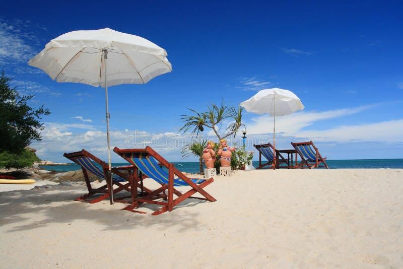 Spiagge tropicali, isola di Samet fotografie stock