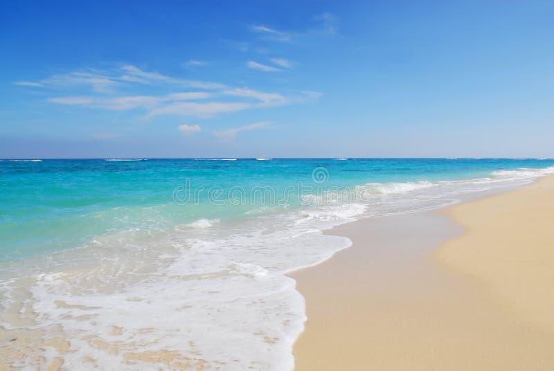 Spiaggia 2 fotografia stock libera da diritti