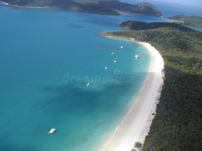 Spiaggia australiana immagine stock libera da diritti