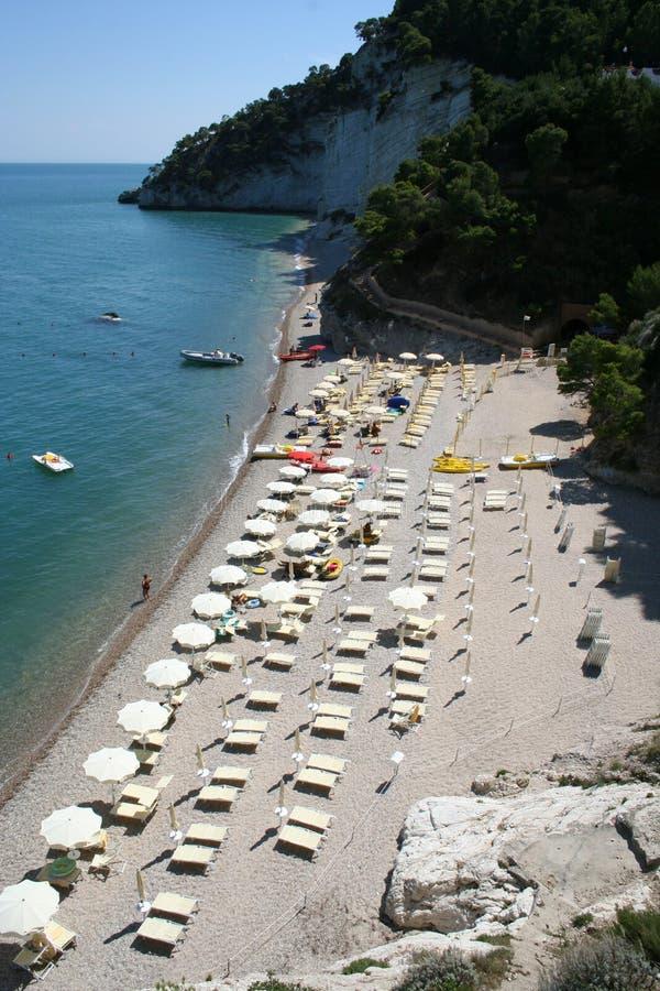 Spiaggia bianca 3 immagine stock libera da diritti