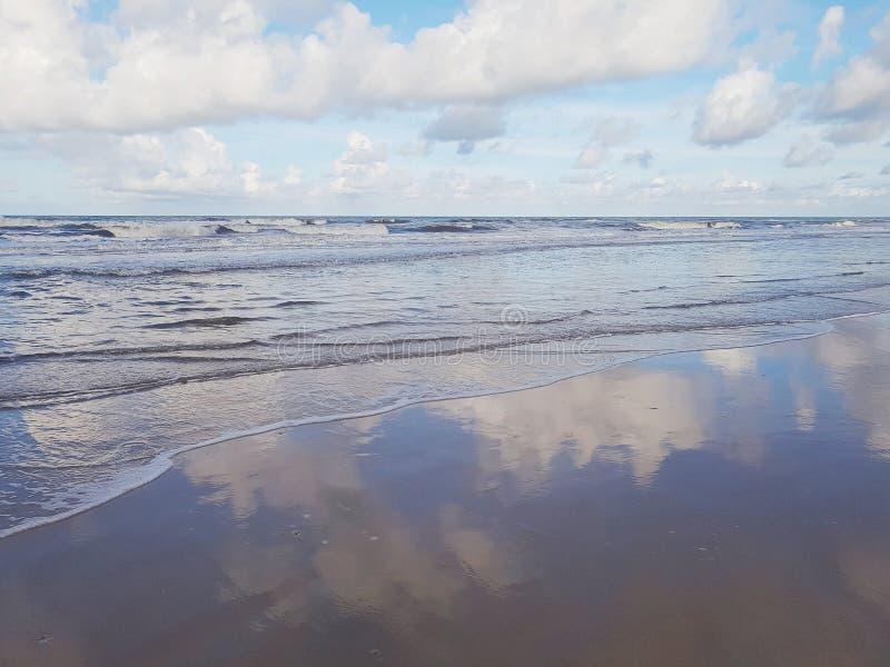 Spiaggia brasiliana royaltyfri bild
