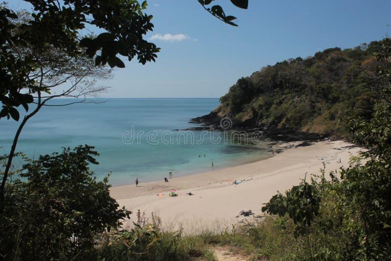 Spiaggia del diamante fotografia stock libera da diritti