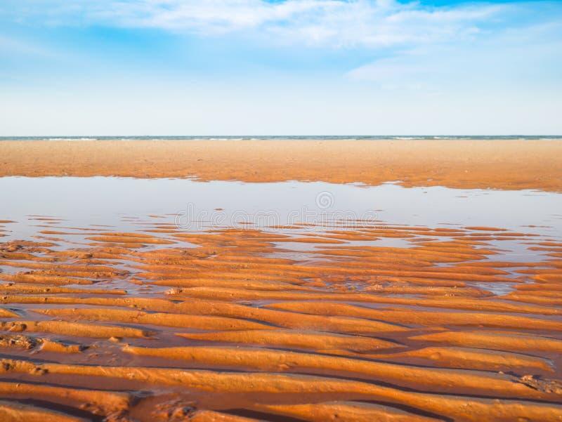 Spiaggia del Hua Hin immagine stock
